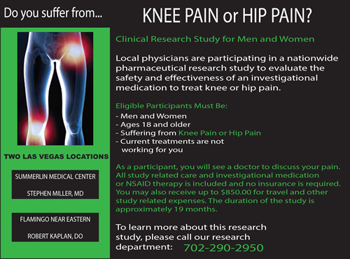 ACRI-knee and hip